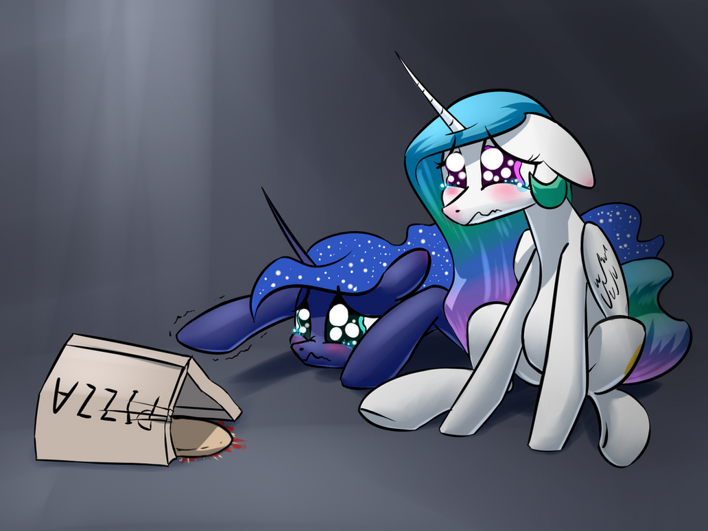 Spam Bucket! (pony related) - Page 26 Heartbreaking_by_underpable-d92li4l