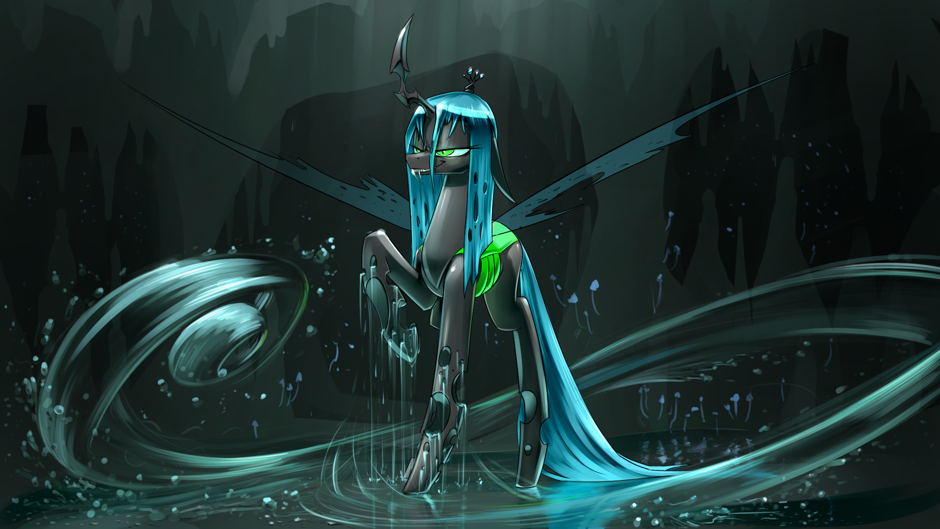 Vigors Are Your Friends, Chrysalis Is Not