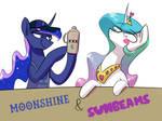 Moonshine And Sunbeams