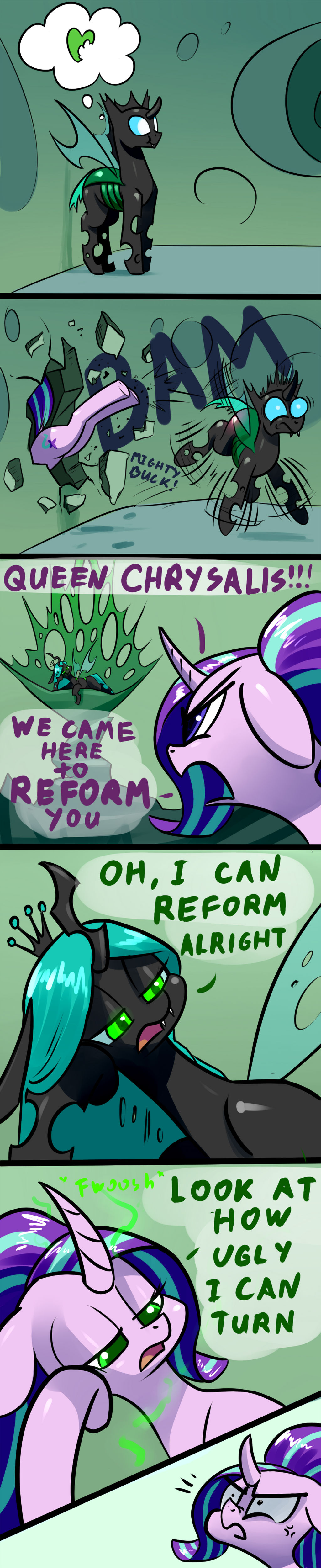 Reformed by Underpable