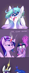 Mane Tale by Underpable