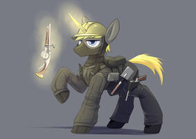 Trench pon by Underpable