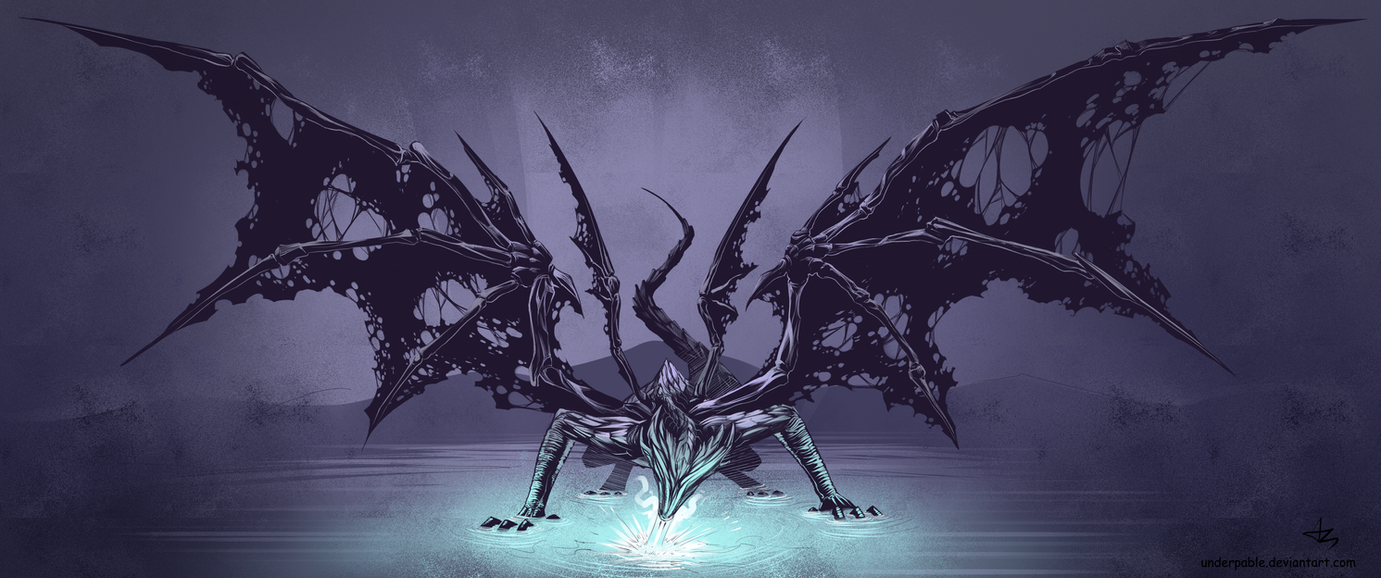 Darkeater Midir by Underpable