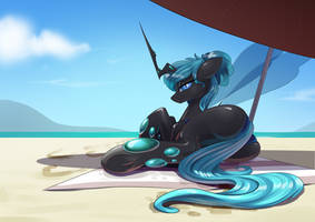 <b>Beach Please</b><br><i>Underpable</i>