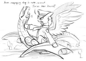 Bad Dragon by Underpable