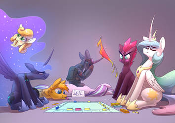 Game Night by Underpable