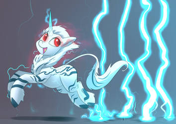 Arch-Tempered Kirin by Underpable