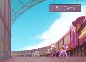 Around The World In 81 Days