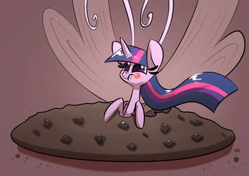 Less Twilight. More Cookie by Underpable