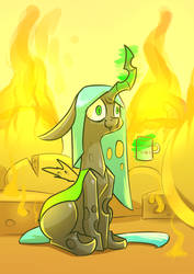 This Is Fine by Underpable