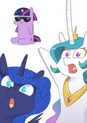 Do You Even Believe In Twilight Sparkle