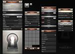 iOS app interface design