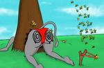 Bullseye! By 7exor!