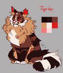 Tigerstar - REDO |hecky he's hot |
