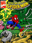 Spectacular Spider-Man colored