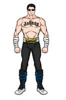 Johnny Cage (Mortal Kombat: Komplete Edition) by Nerd0And0Proud
