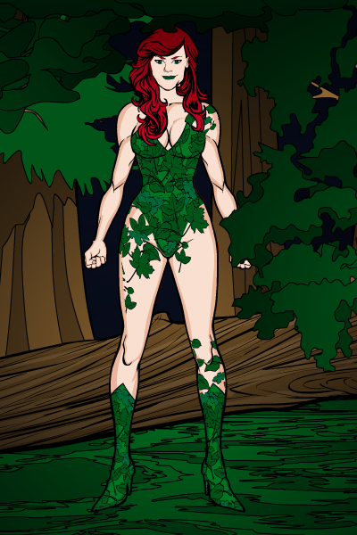 poison ivy character