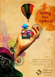 Holding Your Childhood