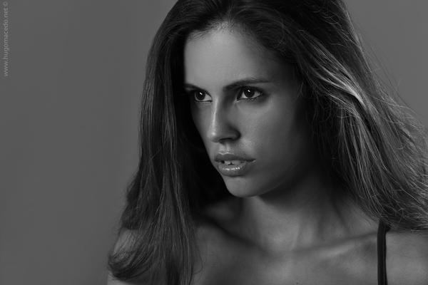 Portrait BW by filipamonteiro