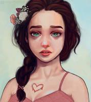 Sadness by enairya