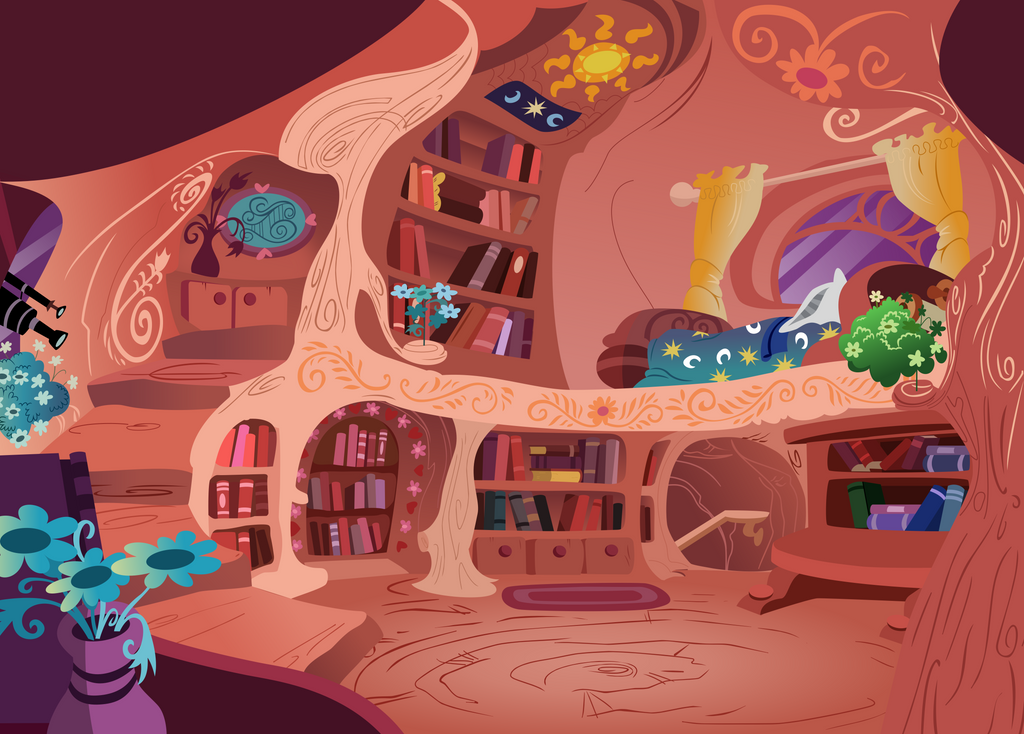my magic library by - photo #24