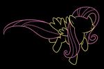 Skipping Fluttershy (Minimalistic)