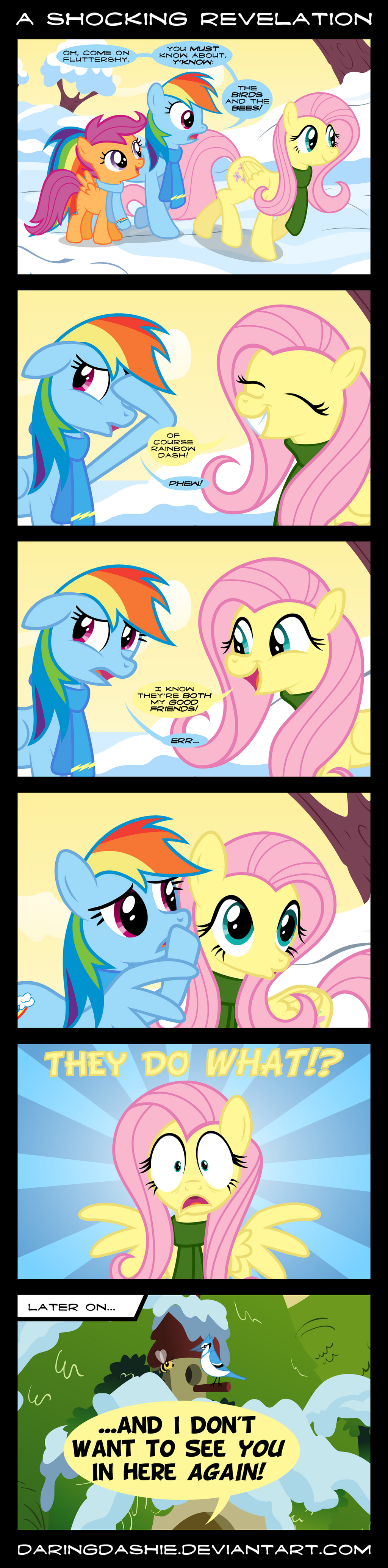 A Shocking Revelation by DaringDashie