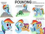 Pouncing