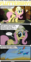 The Astounding Adventures of Fluttershy!