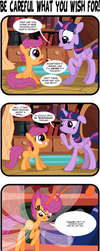 Be Careful What You Wish For! by DaringDashie