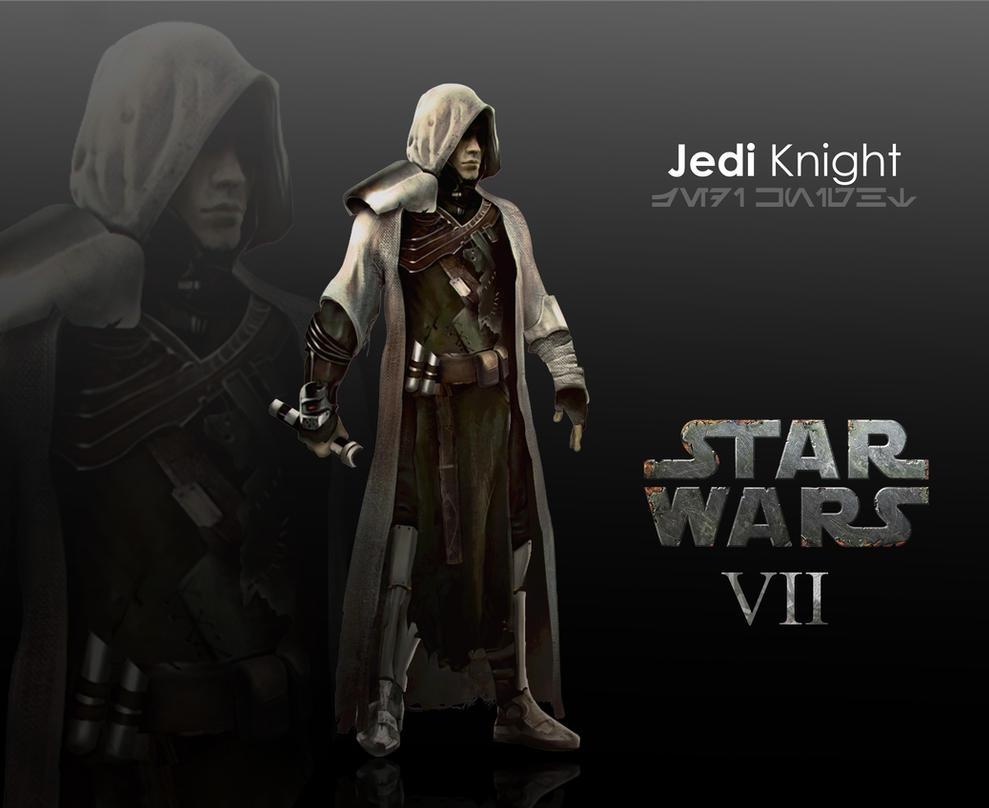 Star wars 7 jedi by sabin23