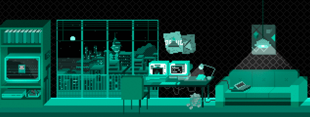 Render Break [Animated Pixel Art] by RaytracedFramebuffer