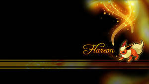 Flare Flareon Wallpaper