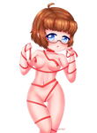 .:YCH:. Gift Wrapped Cupcake