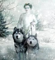 Snow Queen by marloe