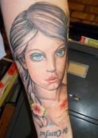 New Tattoo by marloe