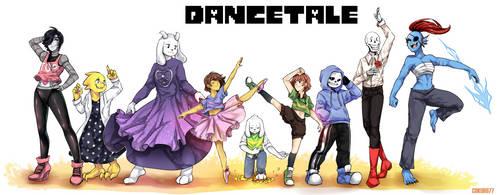 Dancetale by Cokuro77