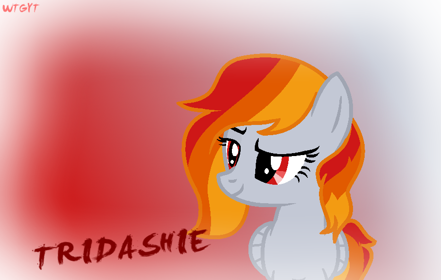 Tridashie (Background + texts) by MineHyljeDeviantArt