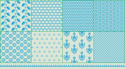 Medieval-ish Patterns