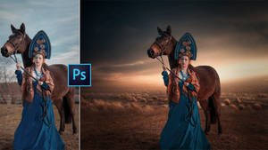 Dramatic Photo Manipulation - Photoshop Tutorial