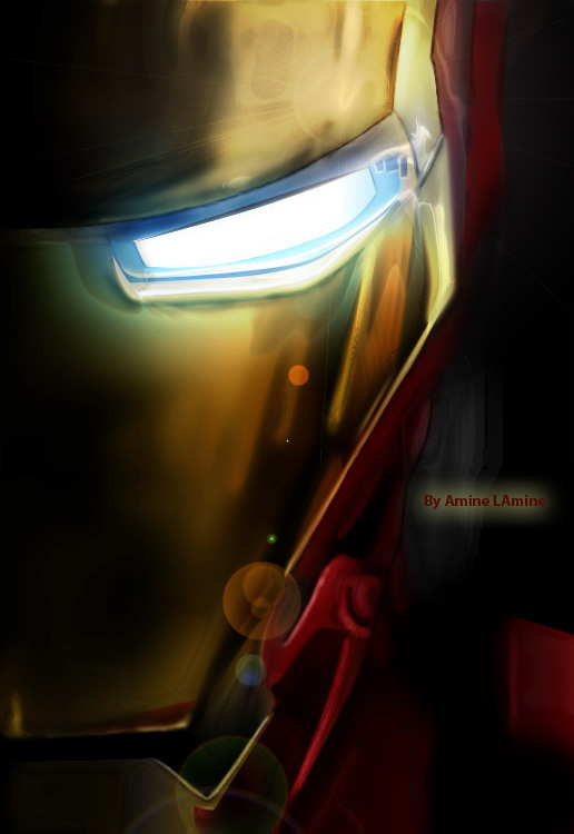 Ironman by AmineZizi