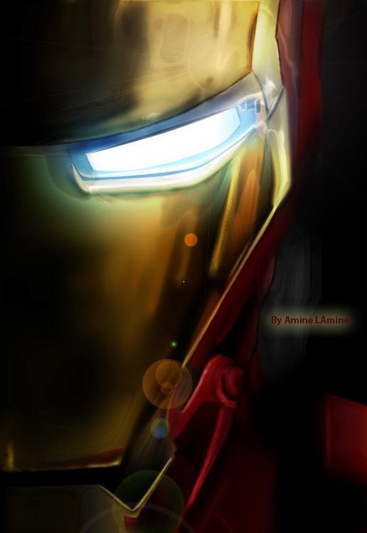 Ironman by AmineZizi