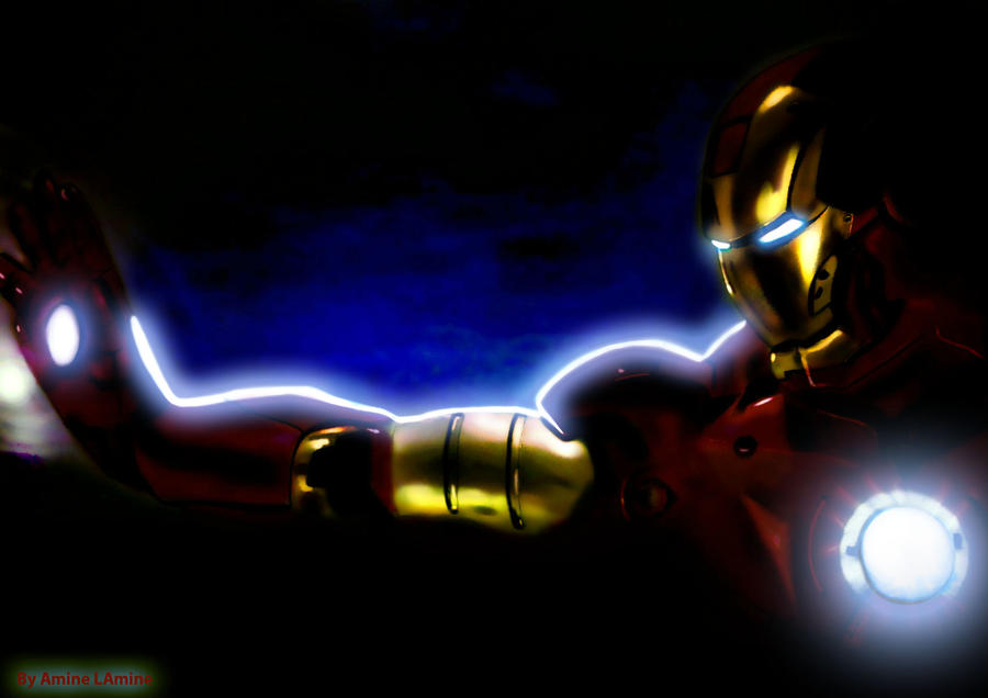 Ironman 2 by AmineZizi