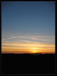 Distant Flight.