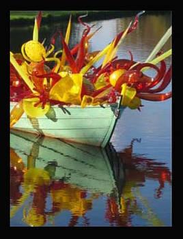 Glass Boat.