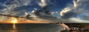 Winters Sunset