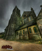 High In Church by wreck-photography