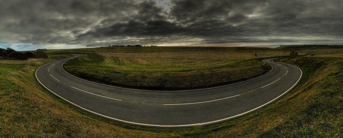 Round the Bend by wreck-photography