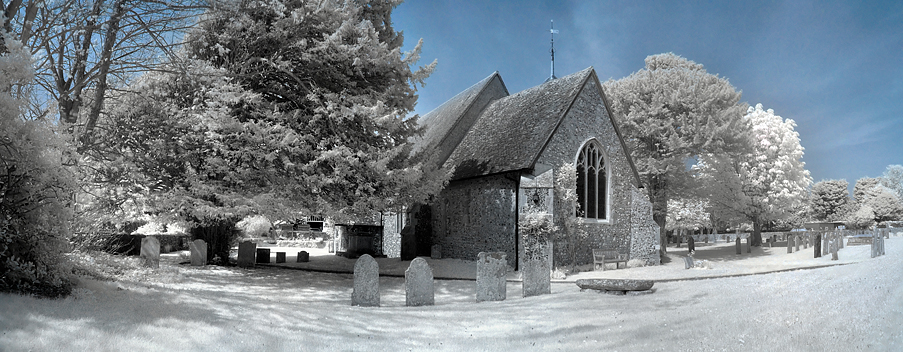 The Corner of the Churchyard by wreck-photography