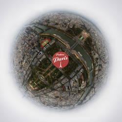 J'adore Paris by wreck-photography